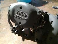 C20xe inlet manifold & powercap