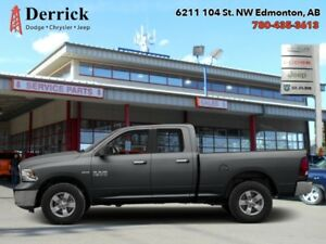 2017 Ram 1500   Used Q/C 4X4 Big Horn Low Mileage $240.27 B/W