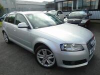 2010 Audi A3 1.4TFSI Sport - Silver - 12 months MOT + Platinum Warranty!