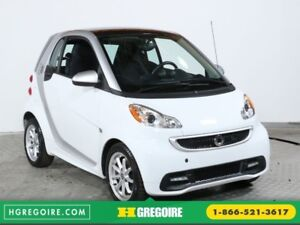 2014 Smart Fortwo PASSION AUTO A/C TOIT GR ELECT MAGS