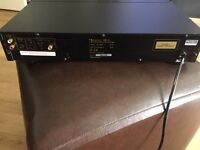 NAKAMICHI MB-10 COMPACT DISC PLAYER 5-Disc MusicBank CD Changer MB10 Audiophile