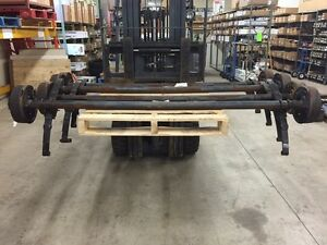 3500 Ib trailer axles ONLY $500