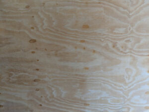 "1/4"" Pine 4x8' sold in 2"