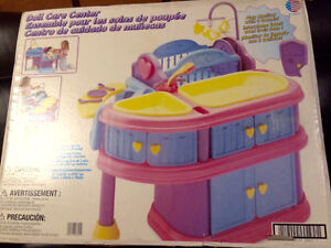 NEW 10 Piece Doll care centre!! **New in Box** West Island Greater Montréal image 2