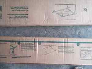 Bed frames new in box
