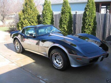 1978 Chevrolet Corvette Coupe Dallas Hume Area Preview