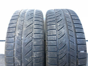 Two (2) Winter Tires 205/55/R16 WinterHero Pneus Hivers