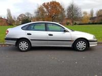 Toyota Avensis 1.8 VVT-i Vermont 5 DOOR FAMILY HATCH WITH LOW MILEAGE