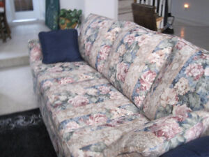 Sofa 3 seater upholstery