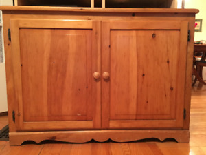 Used Stereo/TV cabinet
