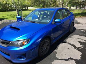 2011 Subaru Impreza WRX Sedan Limited