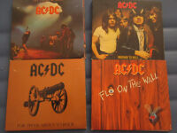 Selling ACDC (and other) albums at $5 ea. or best offer