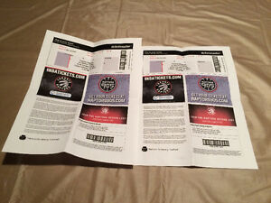Toronto Raptors Tickets (2) - Fri.,Feb 24 (vs. Celtics)