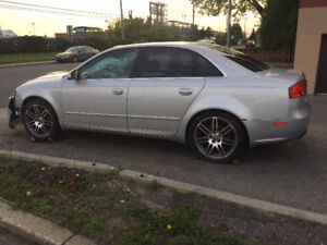 2006 Audi A4 2.0T - Quattro - Manual - Fully Loaded - For Parts