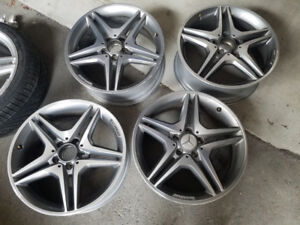 AMG MERCERDEZ RIM 18 INCHES