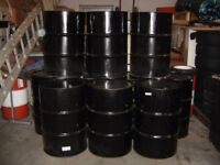 45 Gal / 205 Litre Steel Drums Stratford Kitchener Area Preview