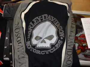 Harley jackets & long sleeve T-shirts-Gifts-recycledgear.ca