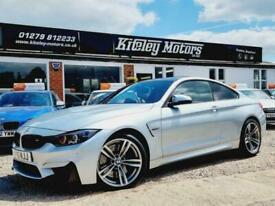 image for 2015 15 BMW M4 3.0 M4 2D 426 BHP SATELLITE NAVIGATION