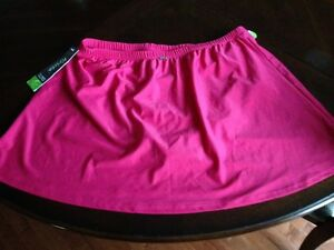 Swim skirt new with tags -Krista collection size XL(1X)