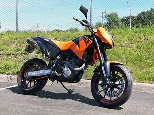 2003 KTM 640 Duke