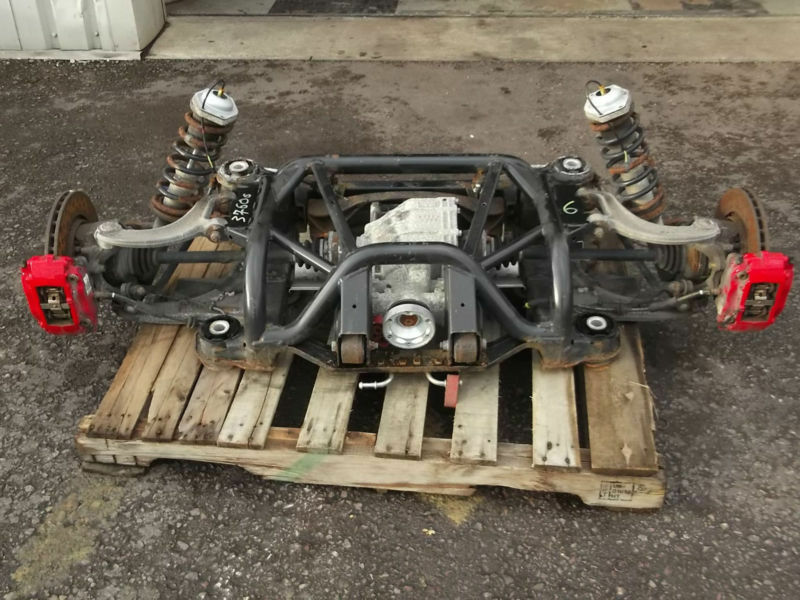 Maserati Granturismo Rear Axle Suspension Parts 2008