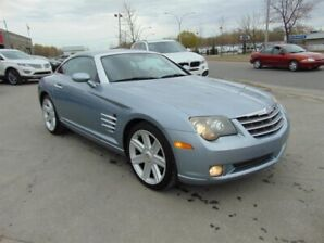 Chrysler Crossfire 2dr Cpe LIMITED-PACKAGE 3.2 V/6 215 HP 2004