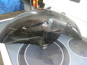 Concours front fender