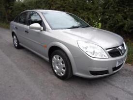 Vauxhall/Opel Vectra 1.8i VVT ( 140ps )Life 2008 PRESTON
