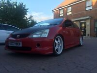 Honda Civic type r bargain!!!!