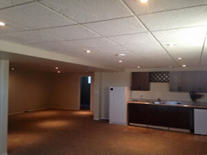 Basement Suite in New, Beautiful Home in Qu'Appelle