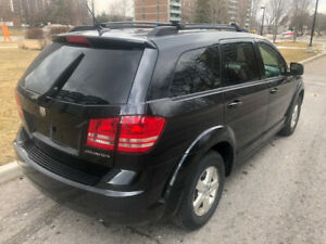 2010 DODGE JOURNEY (ONLY 136 KM) NO RUST/NO ACCIDENTS/CLEANTITLE