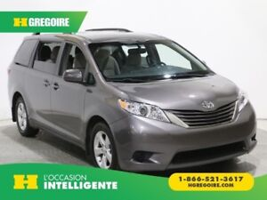 2017 Toyota Sienna LE 8 PASSAGERS MAGS BLUETOOTH CAMERA RECULE