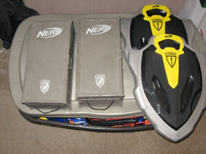NERF.....LOTS OF NERF