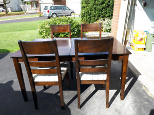 Table and chairs- almost free!