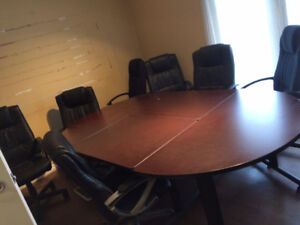 Conference Room Tables And Chairs Best Offer