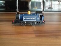 Hornby Blue Diamond Engine