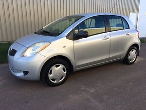2006 Toyota Yaris Hatchback
