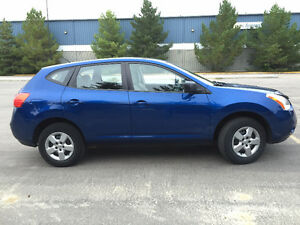 2008 Nissan Rogue S AWD SUV, Crossover