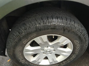 2006 Nissan Pathfinder Le SUV, Crossover