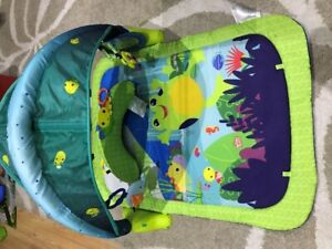 LIKE NEW Bright Starts Playmat - ONLY $25!!!