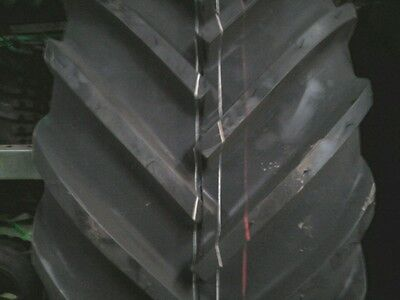 Two 2612x12 261200-12 Kubota Bx25 R1 Bar Lug Gravely Hills Tractor Tires