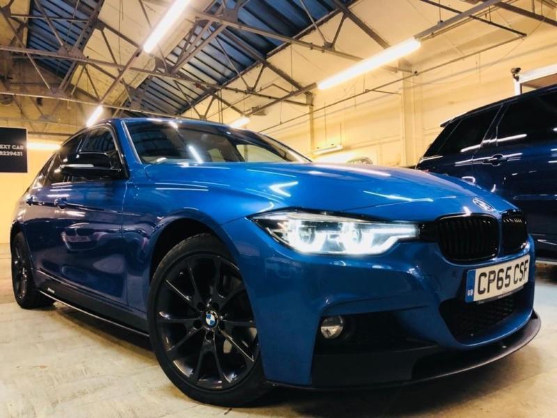 2015 BMW 3 Series 2.0 320d BluePerformance M Sport Auto xDrive 4dr ...