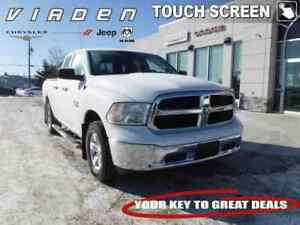 2014 Ram 1500 SLT **BLUETOOTH!! CLOTH SEATS!!**