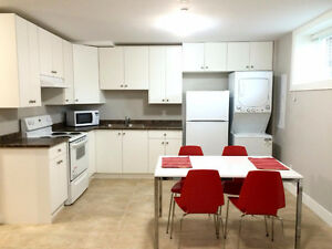 NEW 2 Bedroom Basement, Fully Furnished