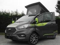 Ford Transit Campervans Motor Homes For Sale Gumtree