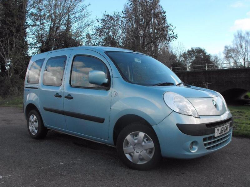 2011 Renault Kangoo 1.6 16v Expression 5dr