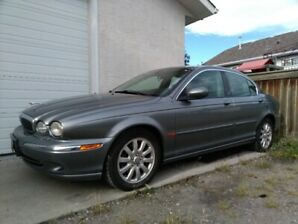 2002 Jaguar X-Type All Wheel Drive, Very Good Condition