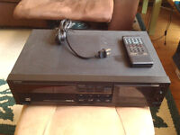 TEAC AD-4 CD and Cassette player