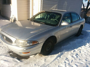 PRICE REDUCED: 2003 Buick LeSabre Limited Sedan