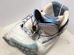 Snowboard Boots Women Size 8